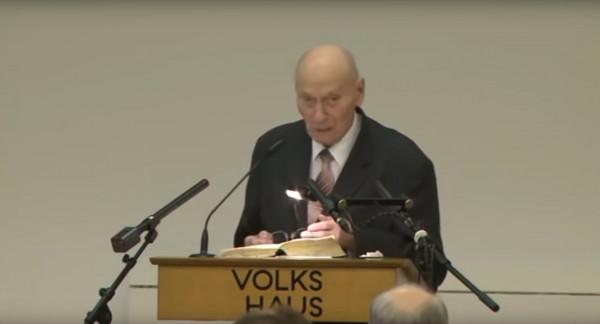 Predica din Zurich - 24 noiembrie 2002
