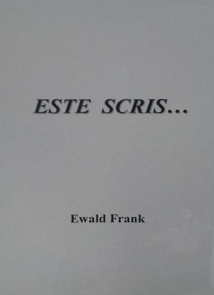 Evanghelia.ro - Ewald Frank - Este scris...