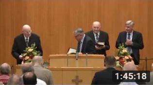 Ewald Frank - Predica din Krefeld - 6 septembrie 1997