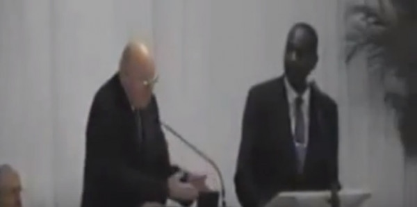 Ewald Frank - Predica de la Paris din 14 aprilie 2013