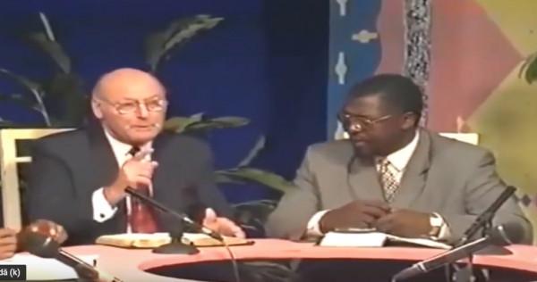 Evanghelizare Kinshasa - 10 iulie 2001