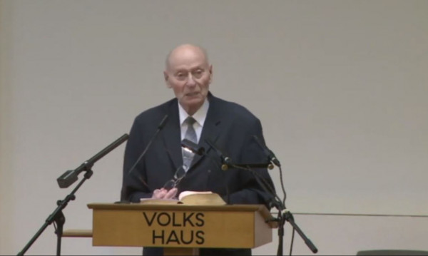 Predica din Zurich - 31 ianuarie 1993