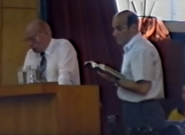 Evanghelia.ro - Sfatul fratesc din Sibiu - 11 iunie 1994