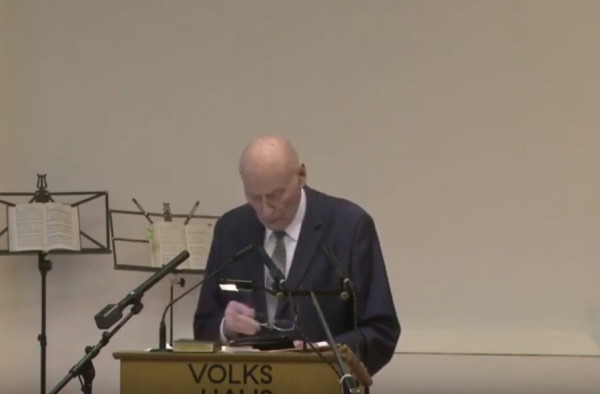 Predica de la Zurich, Elvetia din 29 iulie 2018