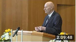 Ewald Frank - Predica de la Chisinau din 13 iunie 1993