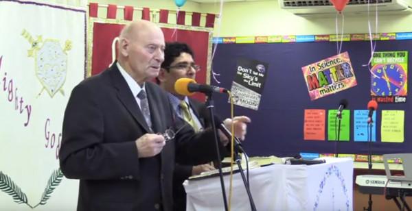 Ewald Frank - Predica din Kuwait din 17 noiembrie 2017
