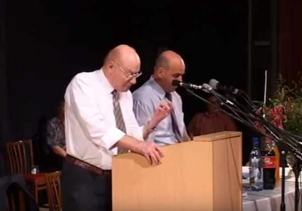 Ewald Frank - Predica de la Sibiu de duminica, 19. 08 2007 - 17:00