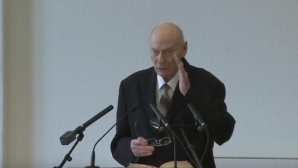 Predica din Zurich - 27 septembrie 1992