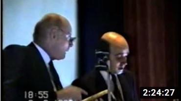 Ewald Frank - Predica de la Cluj din 9 septembrie 1990