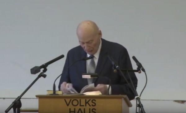 Predica de la Zurich din 26 martie 2017