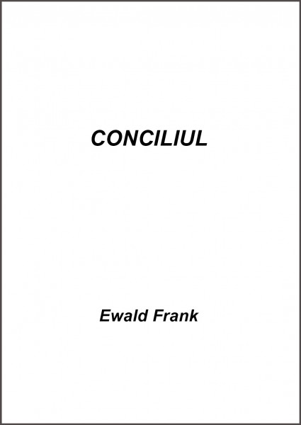 Ewald Frank - Conciliul