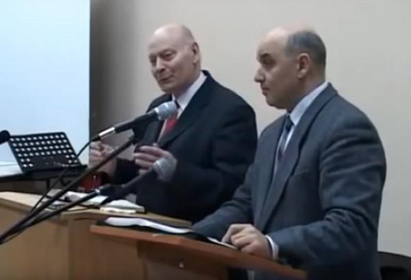 Ewald Frank - Sfat fratesc - Timisoara -16 decembrie 2007