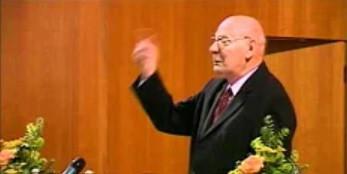 Ewald Frank - Predica din Timisoara - 19 iulie 2003 ora 10
