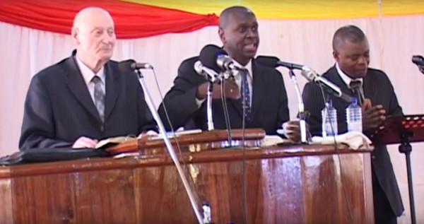 Sfatul fratesc din Kigali din 14 mai 2017