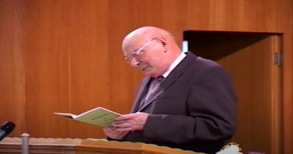 Evanghelia.ro - William Branham - De ce a ales Dumnezeu pe păstori?