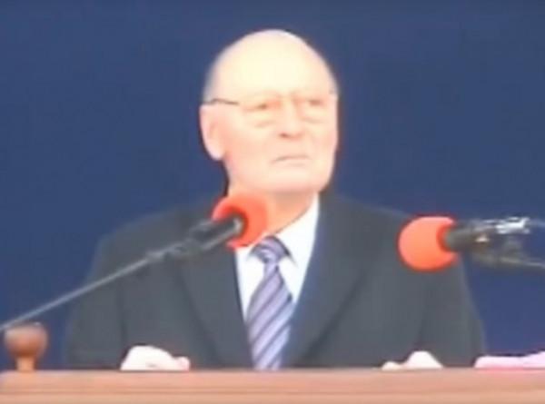 Ewald Frank - Predica de la Salzburg din 26 martie 1983