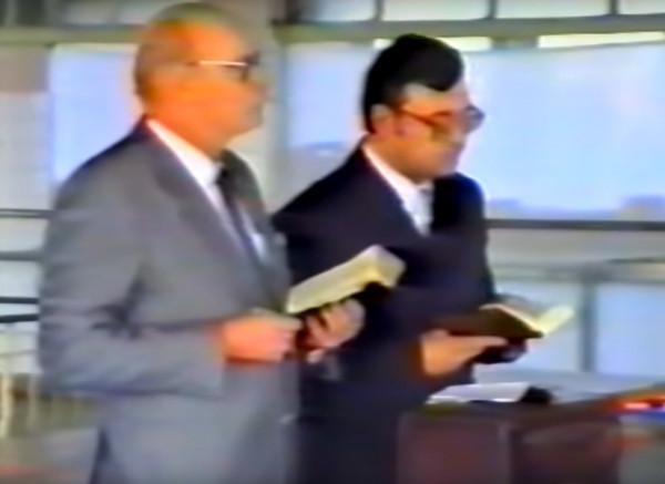 Sfatul fratesc de la Cluj din 11 aprilie 1992 ora 10