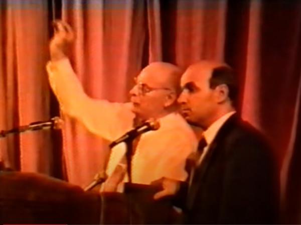 Predica din Oradea - 17 august 1996